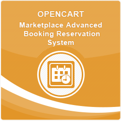 Opencart Marketplace Advanced Booking Reservation System