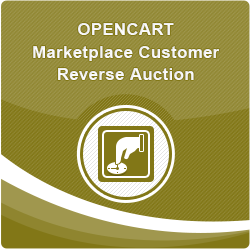 Marketplace Customer Reverse Auction