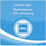 Opencart Marketplace DHL Shipping