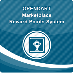 Opencart Marketplace Reward Points System