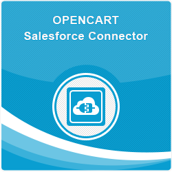 Opencart Salesforce Connector
