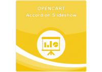 Opencart Accordian Slideshow