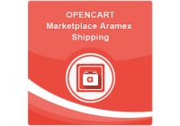 Marketplace Aramex shipping