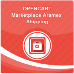 Opencart Marketplace Aramex Shipping
