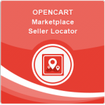 Opencart Marketplace Seller Locator
