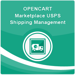 Opencart Marketplace USPS Shipping