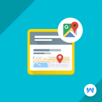 Opencart Google Maps Pin Address