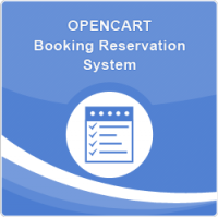 Opencart Booking Reservation System