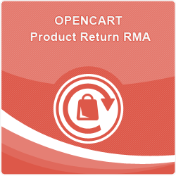 Opencart Product Return RMA